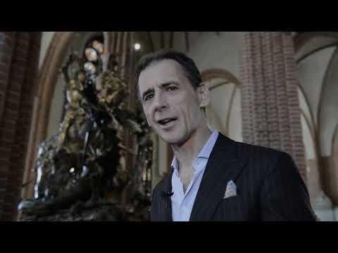 David Lagercrantz leest voor uit De man die zijn schaduw zocht - Millennium 5