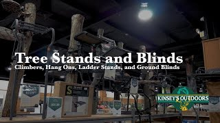 Kinsey's Outdoors - Tree Stands & Hunting Blinds
