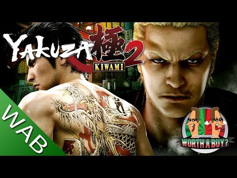 PC review for you :: Yakuza Kiwami 2 General Discussions