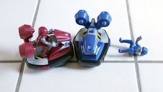 Speed Bumpers 3 - Head to Head RC Battle Vehicles - Jimmy & Jason