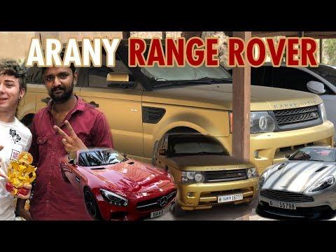 ARANY RANGE ROVER – DUBAI 4K KIHÍVÁS 2/4 letöltés