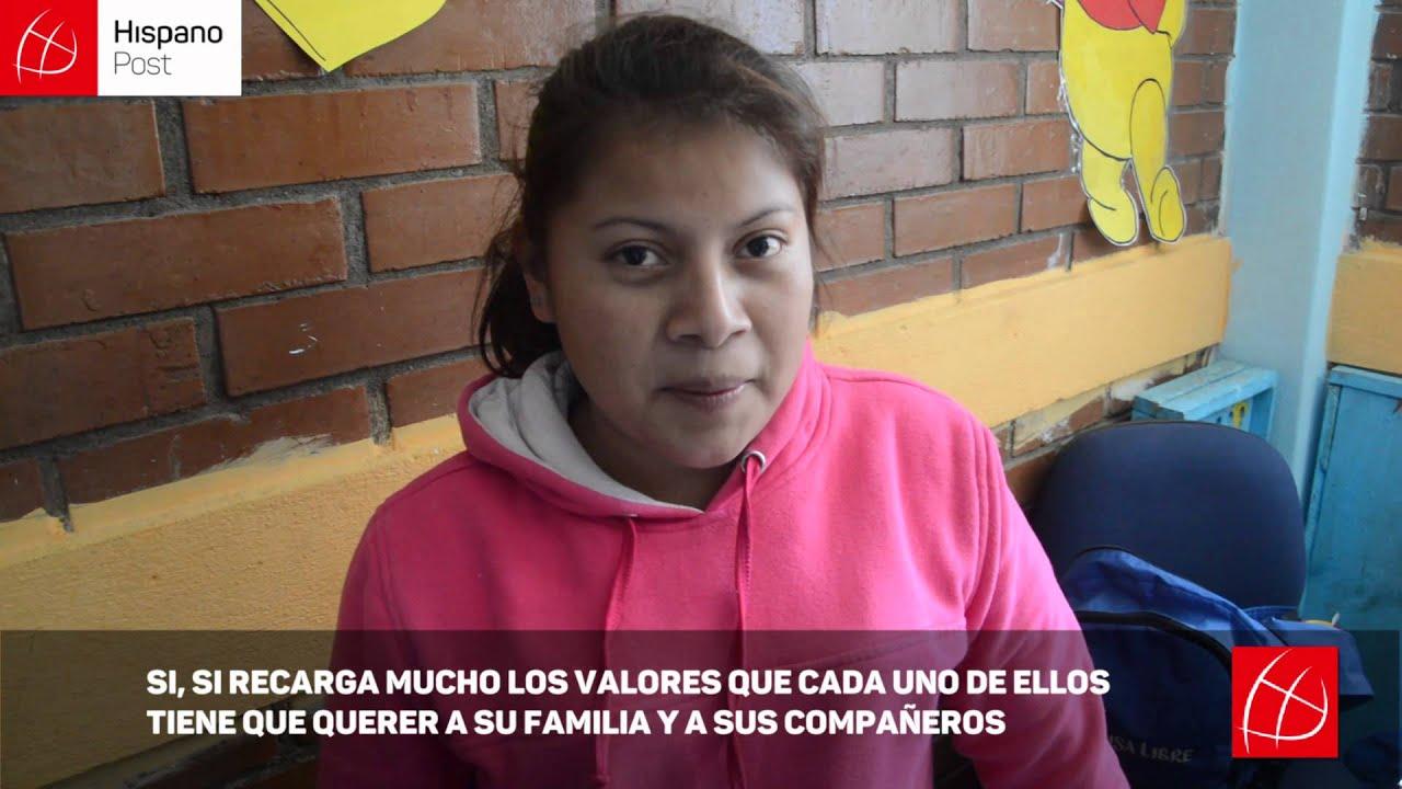 Colegio en territorio de Las Maras hace todo para que sus niños no sean reclutados por las pandillas