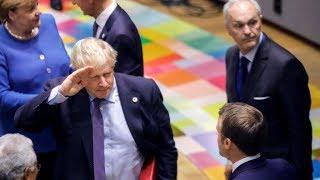 中美貿易戰、英國脫歐預期落幕   股海雲圖(第2節) 19年10月18日