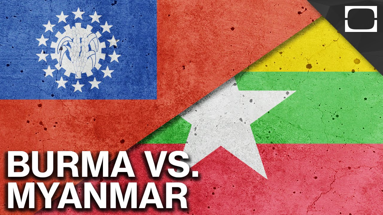 Which Is It: Burma or Myanmar? thumbnail
