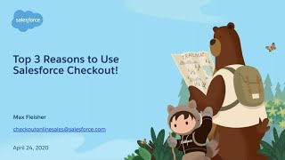 Top 3 Reasons to Use Salesforce Checkout