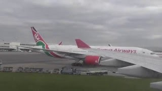 Sri Lankan Airlines Takeoff From Colombo And Landing In Heathrow Extended Video