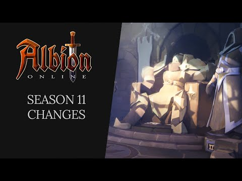 Albion Devs Talk Season 11 Changes - Overhauls and Balancing Galore