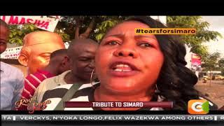 Tributes To Legendary Congolese Musician Simaro Lutumba