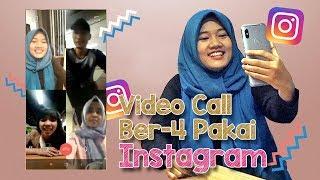 Fitur Baru Instagram, Video Call Grup Seru dengan Teman dan Masih Bisa Scroll Timeline