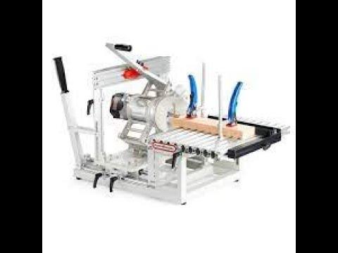 Panto Router Tennon & Mortising Machine