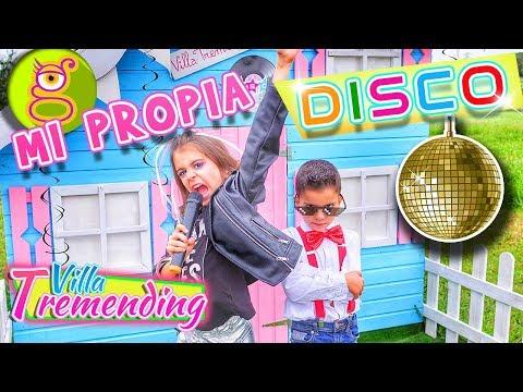 Discoteca En Tremending Mi Propia Villa H9D2WEIY