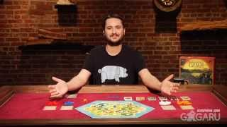 TableTop: Колонизаторы (The Settlers of Catan)