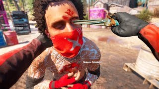 Far Cry New Dawn Stealthy Executions   Outpost Liberation