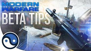 Best Tips for Modern Warfare Beta