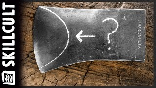 Axe Grinding Dummy Rule, the Fan or Crescent Pattern, What's Up With That?