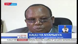 Sam Nyamweya awasihi serikali kuhakikisha maandalizi ya dimba la CHAN kufuatiliwa