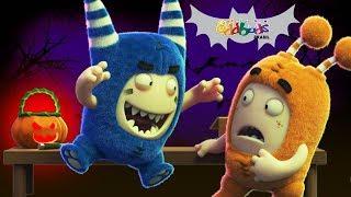 Oddbods | MONSTROS DA FESTA - Episódio Completo | Desenhos Animados De Halloween Para Crianças