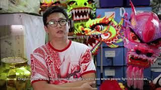 龙的传人: Dragon Dance Documentary