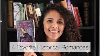 4 Favorite Historical Romances