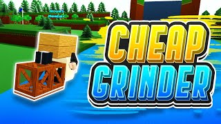 Mega Cheap Fly Glitch Grinder | Build a Boat for Treasure ROBLOX