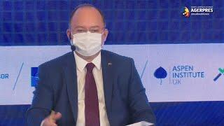 Aurescu: Vom încerca să atragem cei mai buni experţi în cadrul Centrului Euro-Atlantic pentru Rezilienţă
