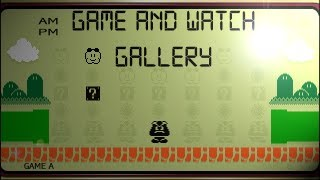 Game And Watch Gallery - The Lonely Goomba