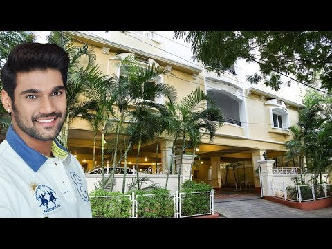 Sai Srinivas Bellamkonda Luxury Life | Net Worth | Salary |Cars |House |Business |Family |Biography