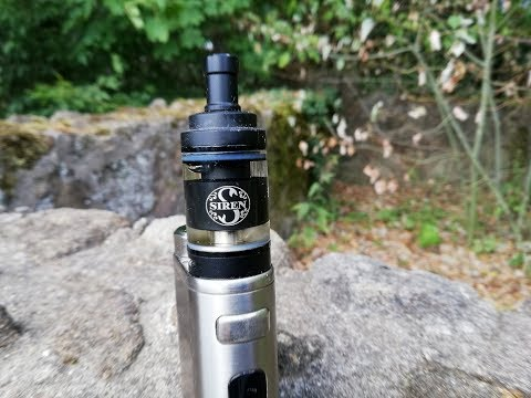 YouTube Video zu Digiflavor Siren 2 GTA MTL Verdampfer 4.5 ml
