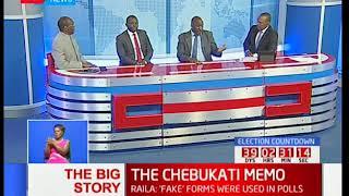 Analysis of the contents of leaked memo written by Wafula Chebukati