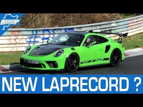 Update 2019 Porsche 911 Gt3 Rs Hunts Corvette Zr1 On