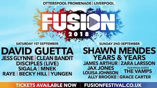 Fusion Festival announces final artists to 2018 line-up!