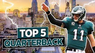 Carson Wentz is a Top 5 ELITE NFL Quarterback ✍️ 💯