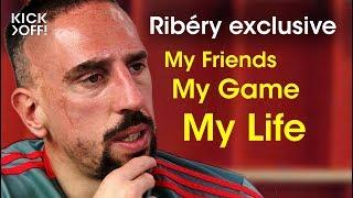 Ribéry: His Most Emotional Interview | Bye-bye, Bayern!