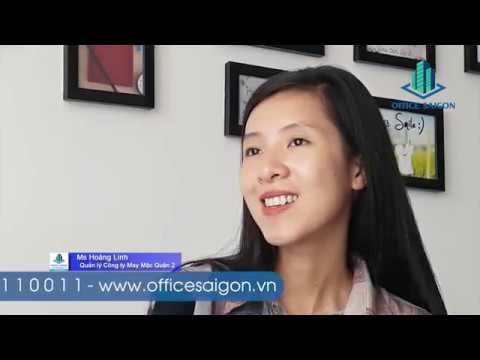 Review Cty May Mặc chi nhánh tại VN khi thuê ở HSCB building quận 2