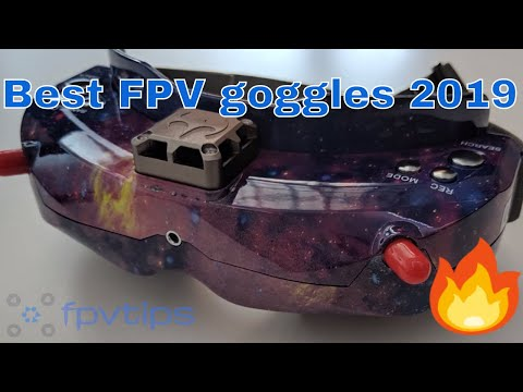 Skyzone 02X - Best FPV goggles of 2019