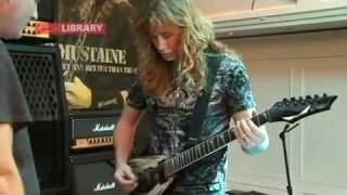 Dave Mustaine Megadeth Interview - Musikmesse 2009