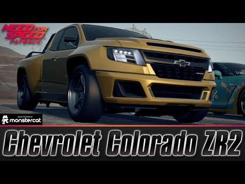 Need For Speed Payback: Chevrolet Colorado ZR2 Race Build | LV399 | TRUCK OUTRUNS SUPERCARS