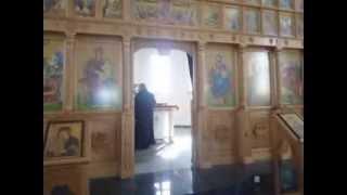 preview picture of video 'Στον ορθόδοξο ναό Κοιμήσεως Θεοτόκου Madaba Ιορδανίας'