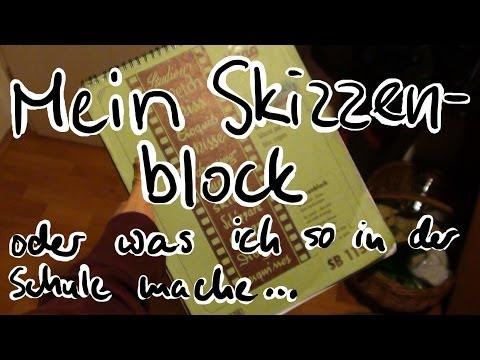 Mein Skizzenblock