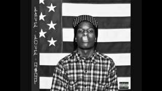 A$AP Rocky - Palace (Lyrics) HD