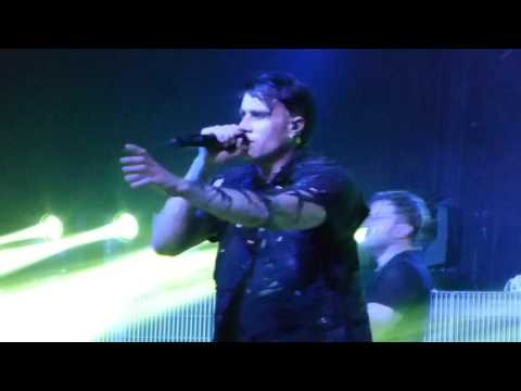 Three Days Grace - Get Out Alive LIVE Corpus Christi May 7 2013 [HD]