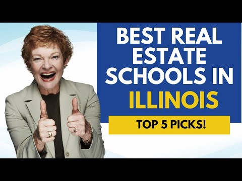 Best Online Real Estate Schools In Illinois - 5 Top Illinois Real ...