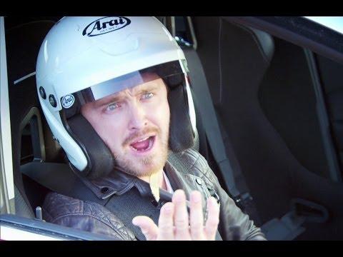 Is Aaron Paul Bad at Breaking? | Top Gear | Series 21 | Behind the Scenes
