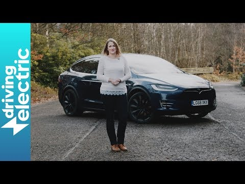 External Review Video 8E1MJIeFpzk for Tesla Model X Electric SUV