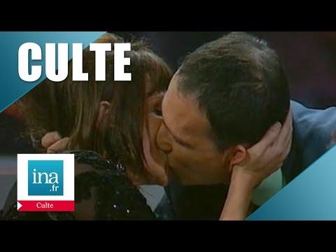 Le baiser de Clémenine Célarié