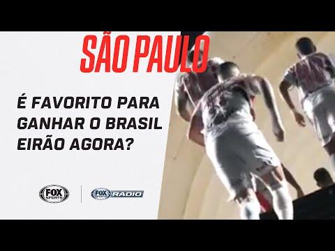 SÃO PAULO É FAVORITO PARA GANHAR O BRASILEIRÃO AGORA? Veja o debate no FOX Sports Rádio