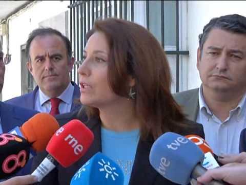 Carmen Crespo asegura que la nueva Ley de Costas traerá beneficios a la ciudad