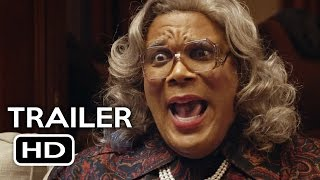 Boo A Madea Halloween Official Trailer 1 2016 Tyler Perry Bella Thorne Comedy Movie HD