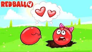 RED BALL 4 КРАСНЫЙ ШАРИК Часть 6 ПОДЗЕМНЫЕ ХОДЫ прохождение ВИДЕО ДЛЯ ДЕТЕЙ  как мультик kids games