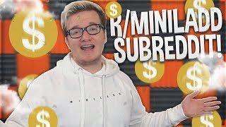 *HELP* YOUTUBE HAS RUN OUT OF MONEY!! - r/MiniLadd Subreddit